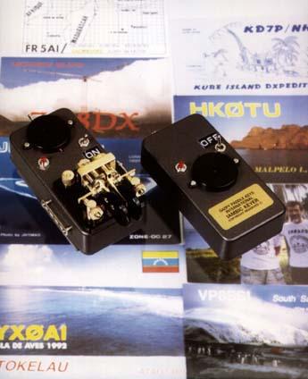 G4ZPY Paddle Keys